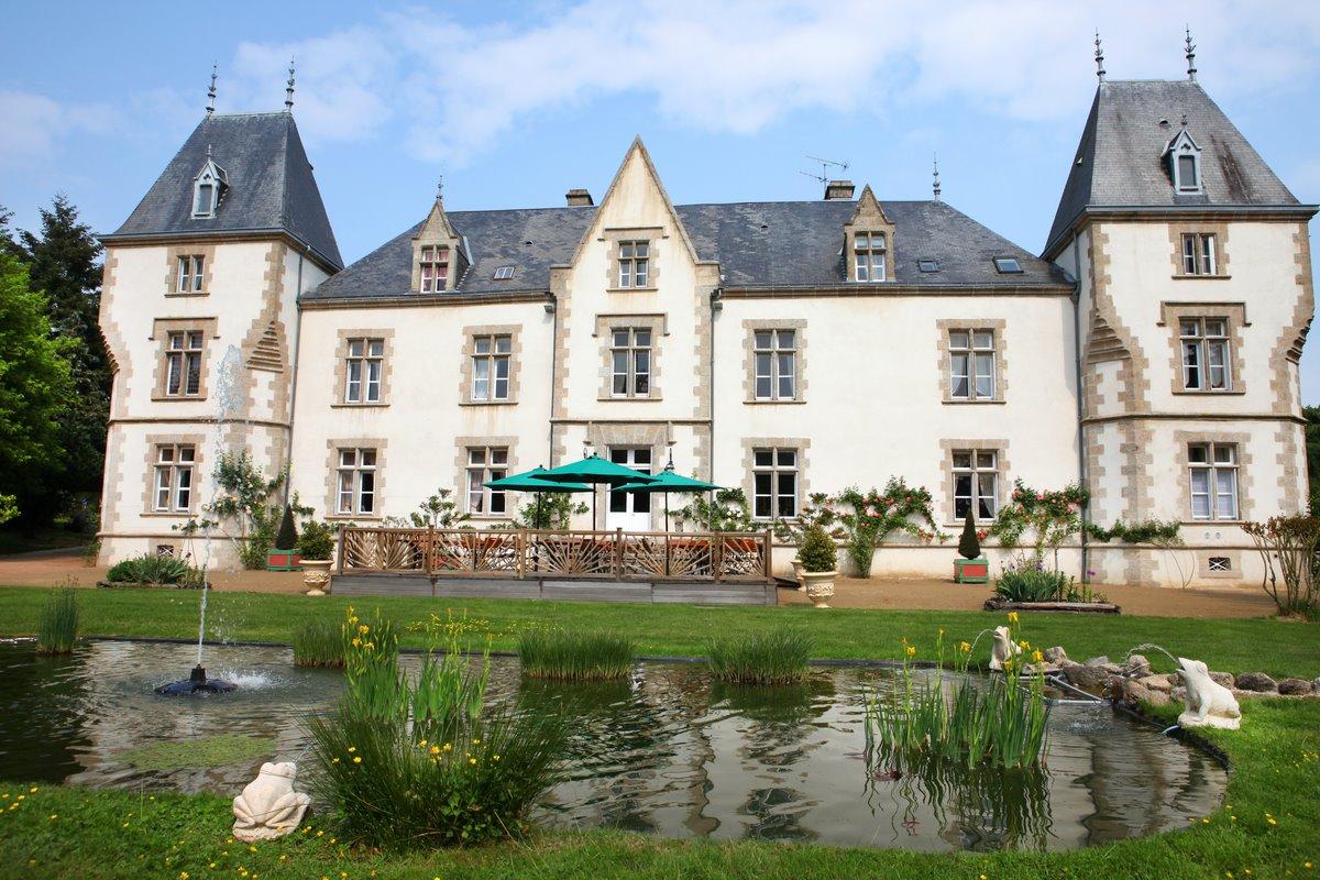 Château du Boisniard : hôtel 5 étoiles au Puy du Fou