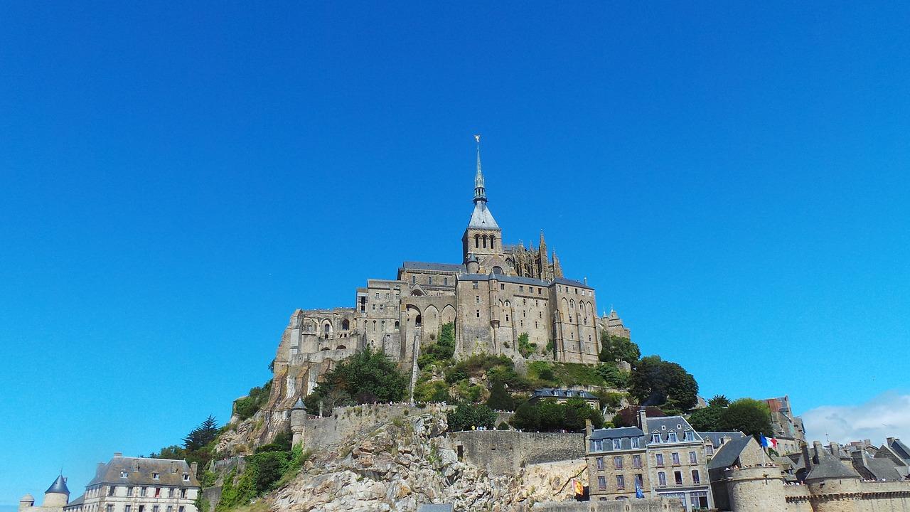 Quels sont les meilleurs hôtels du Mont-Saint-Michel?