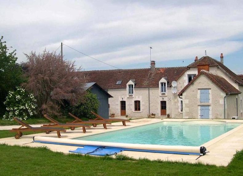 La Grange, un séjour parfait au coeur de la France entouré de chateaux médiévaux