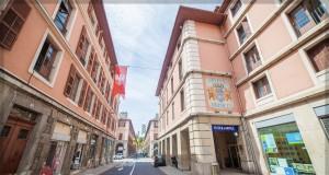 L'Hôtel des Princes pour un séjour royal à Chambéry