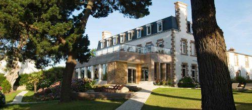 Hôtel Les Costans : établissement de charme à Perros-Guirec